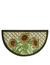 Bacova Guild Classic Berber Slice Sunflower Friends Rug