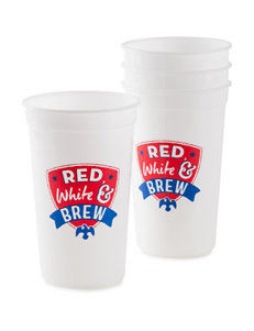 Formation White Drinkware