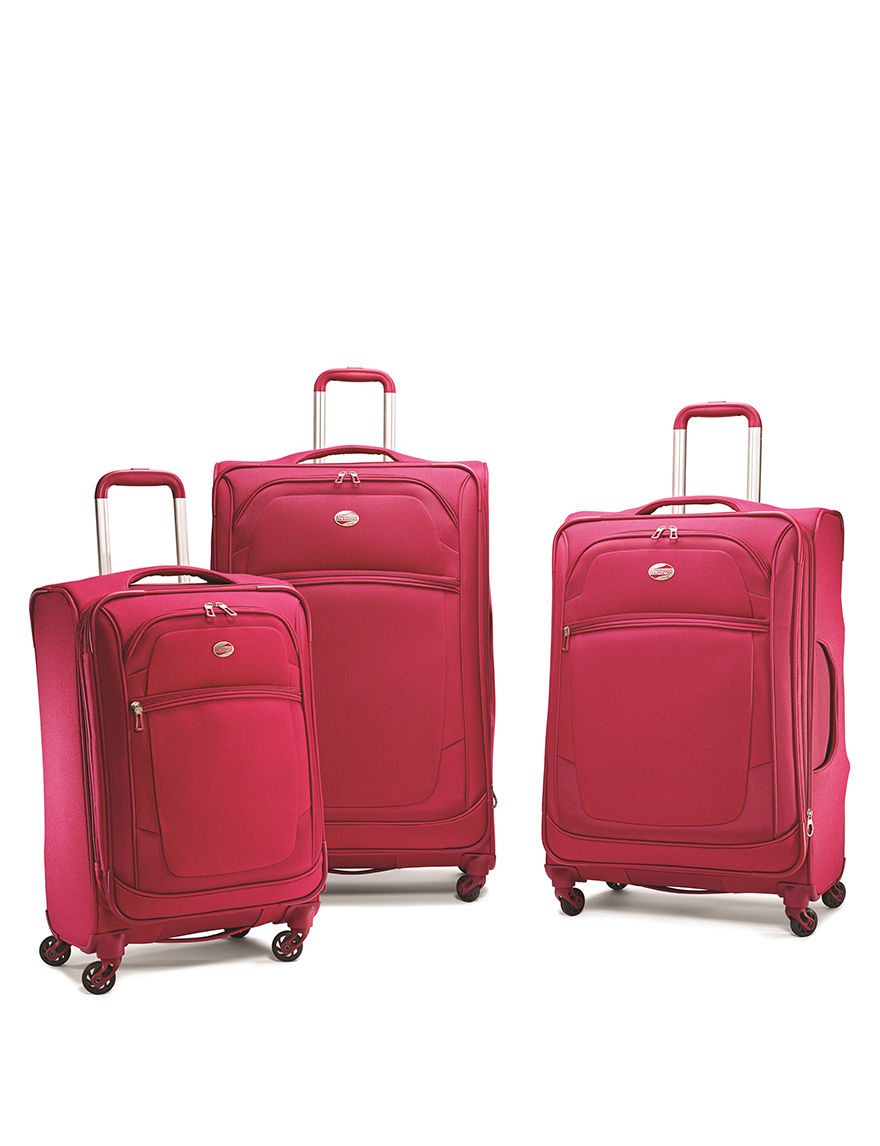 American Tourister Cherry Luggage Sets