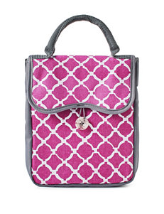 Fit & Fresh Pink Lunch Boxes & Bags Kitchen Storage & Organization