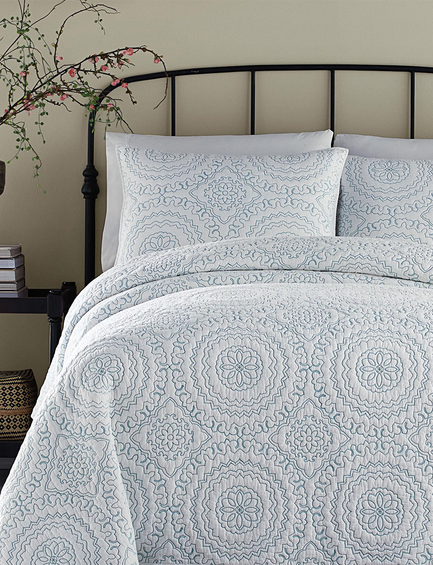 Jessica Simpson Turquoise Comforters & Comforter Sets