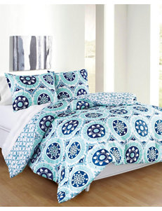 Great Hotels Collection 3-pc. Floral Medallion Comforter Set