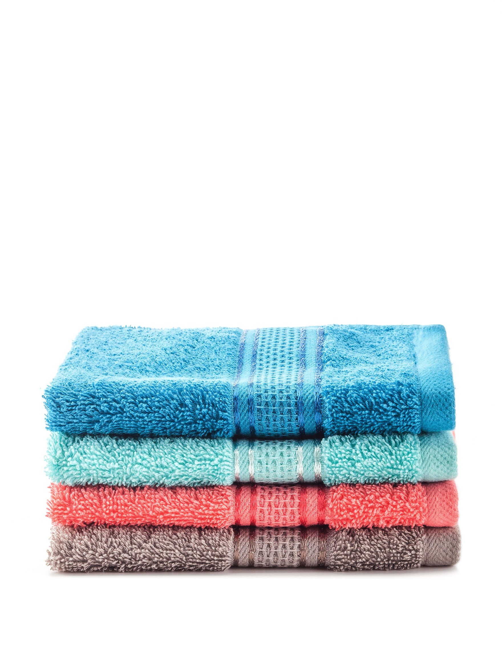 Great Hotels Collection Steel Washcloths Towels