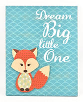 Concepts In Time Dream Big Little One 3D Wall Plaque