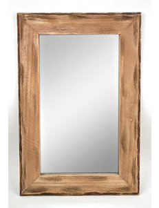 Concepts In Time Distressed Wall Mirror