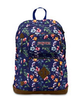 JanSport Austin Floral Print Backpack