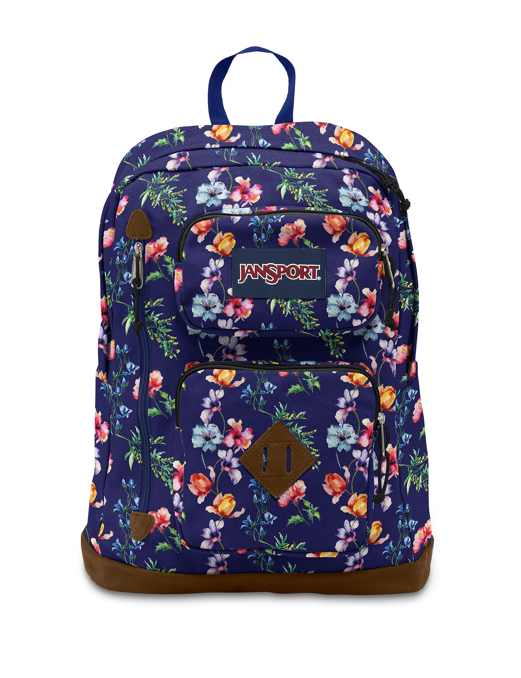 Jansport Navy Bookbags & Backpacks