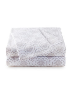 Great Hotels Collection Grey Frette Print Sheets