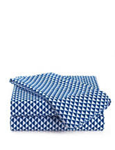 Great Hotels Collection Triangle Print 4-pc. Sheet Set