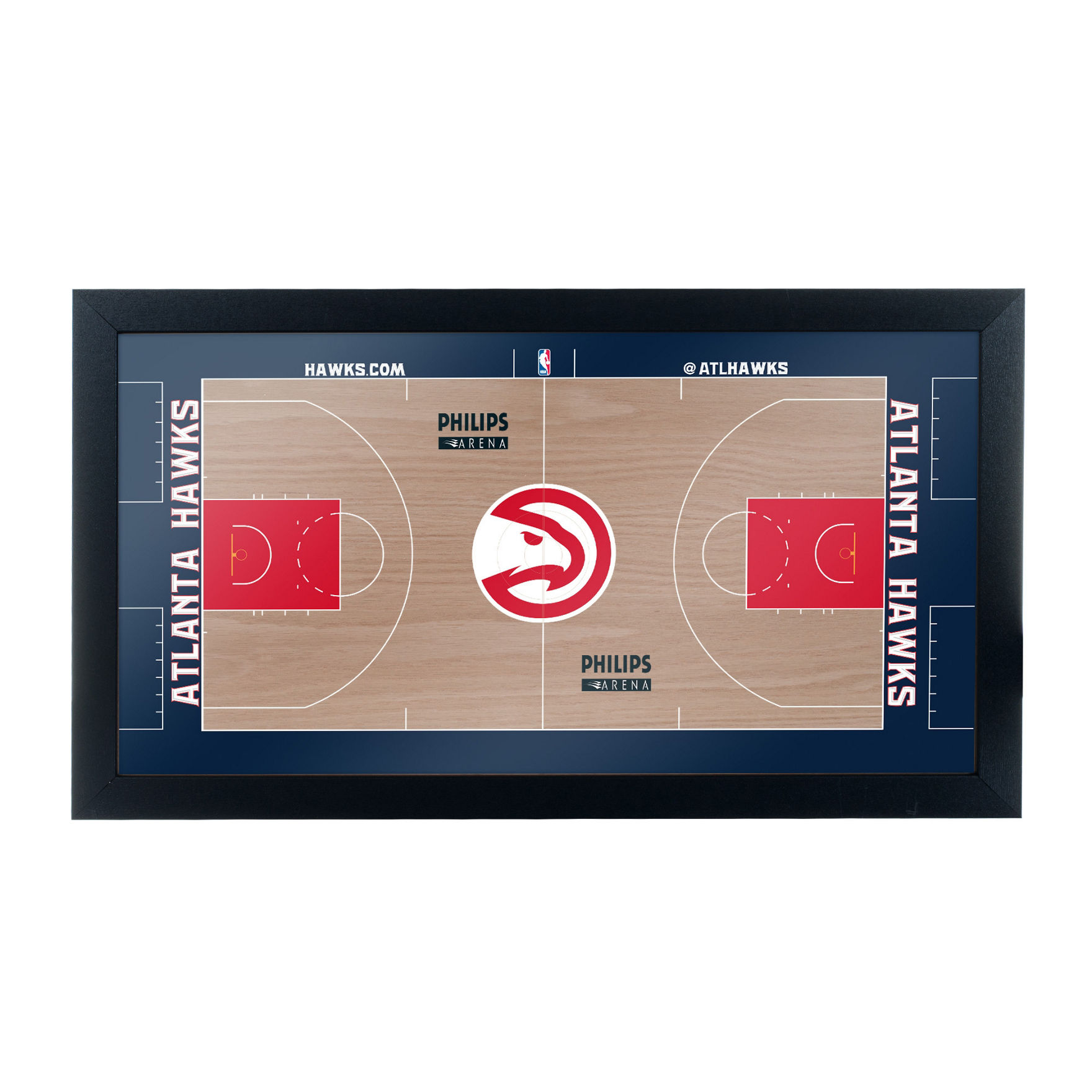 Trademark Global Multi Wall Art NBA Wall Decor