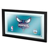 Charlotte Hornets Framed Logo Mirror