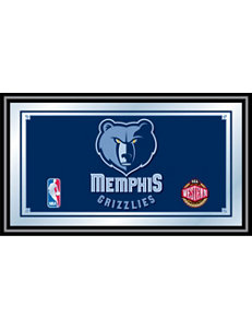 Trademark Global Multi Mirrors NBA Wall Decor