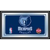 Memphis Grizzlies Framed Logo Mirror