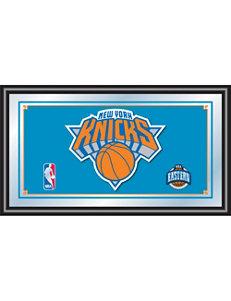 New York Knicks Framed Logo Mirror