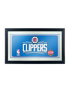 Los Angles Clippers Framed Logo Mirror