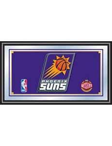Phoenix Suns Framed Logo Mirror