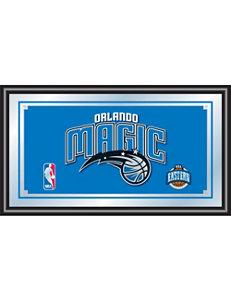 Orlando Magic Framed Logo Mirror