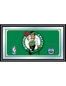 Trademark Global Multi Mirrors Wall Art NBA Wall Decor