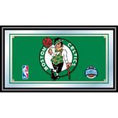 Boston Celtics Framed Logo Mirror
