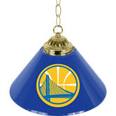 Golden State Warriors Single Shade Lamp