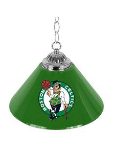 Boston Celtics Single Shade Lamp