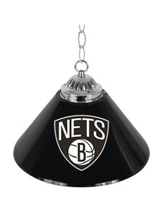 Brooklyn Nets Single Shade Lamp