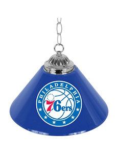 Philadelphia 76ers Single Shade Lamp