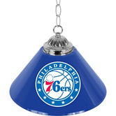 Philadelphia 76ers Single Shade Lamp