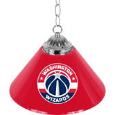 Washington Wizards Single Shade Lamp