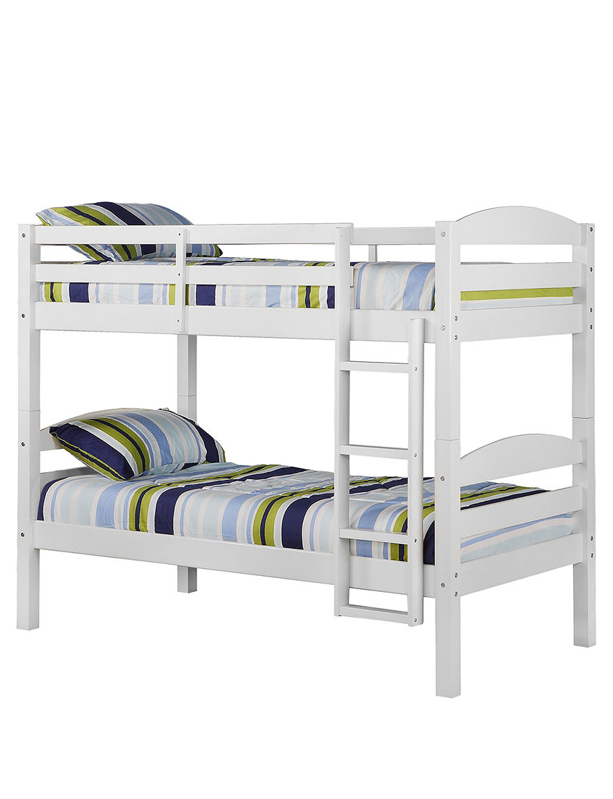 Walker Edison White Beds & Headboards Bedroom Furniture