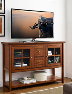 Walker Edison Rustic TV Stands & Entertainment Centers Living Room Furniture