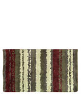Bacova Guild Cashlon Red Strata Rug