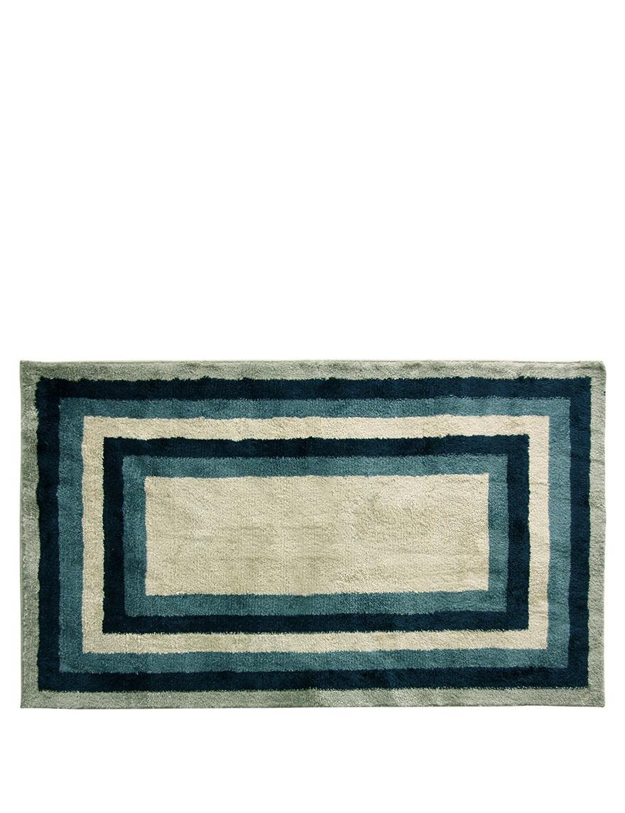 Bacova Guild Blue Rugs