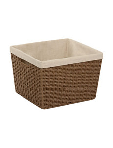 Honey-Can-Do International Lined Basket