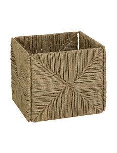 Honey-Can-Do Woven Seagrass Basket