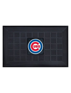 Fanmats Black Accent Rugs Outdoor Rugs & Doormats MLB Outdoor Decor