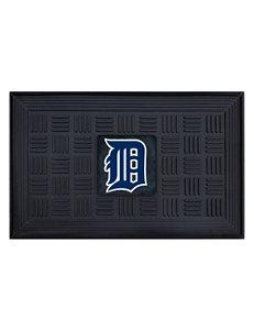 Fanmats Black Outdoor Rugs & Doormats MLB Outdoor Decor
