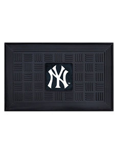 Fanmats Black Area Rugs Outdoor Rugs & Doormats MLB Outdoor Decor Rugs