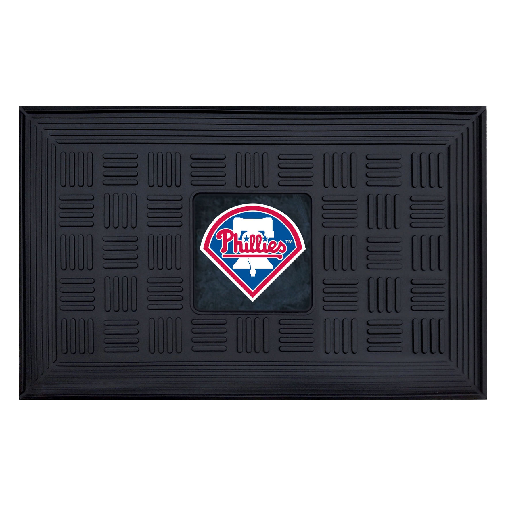 Fanmats Black Outdoor Rugs & Doormats