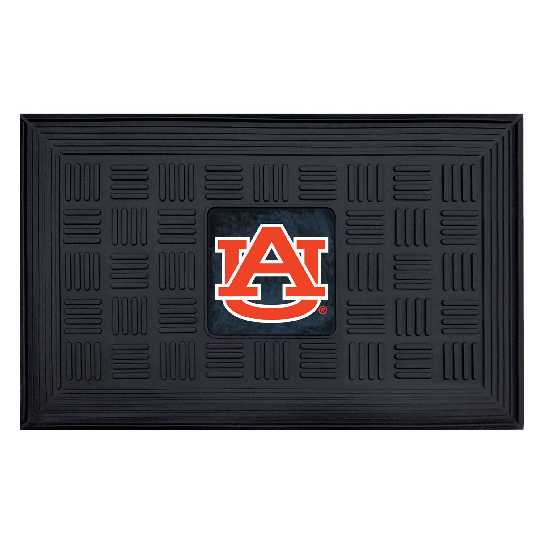 Fanmats Black Outdoor Rugs & Doormats NCAA Outdoor Decor