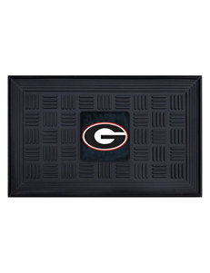 Georgia Bulldogs Medallion Door Mat