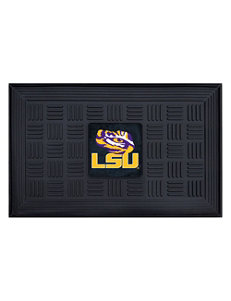 Fanmats Black Outdoor Rugs & Doormats NCAA Outdoor Decor