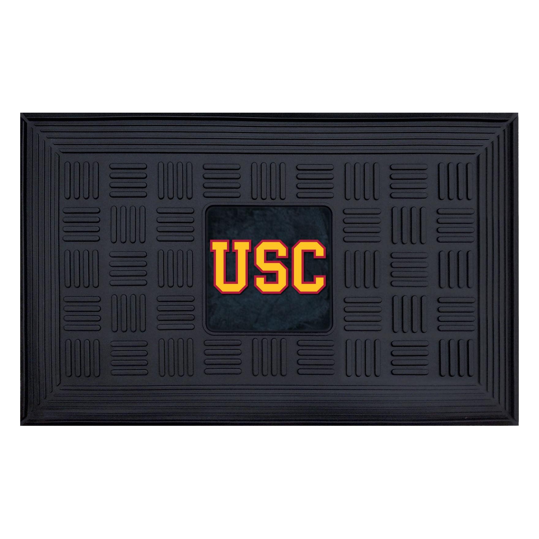 Fanmats Black Outdoor Rugs & Doormats NCAA Outdoor Decor Rugs