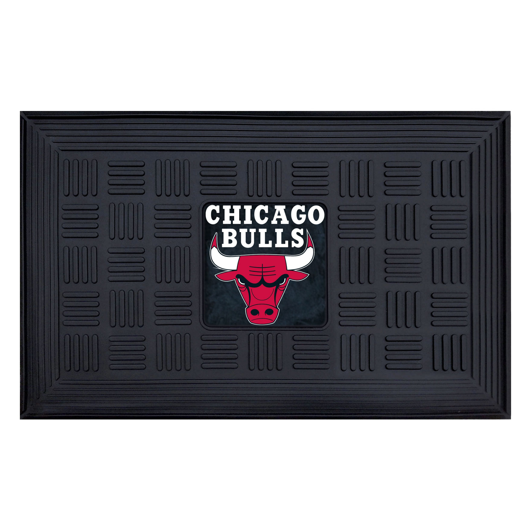 Fanmats Black Outdoor Rugs & Doormats NBA Outdoor Decor