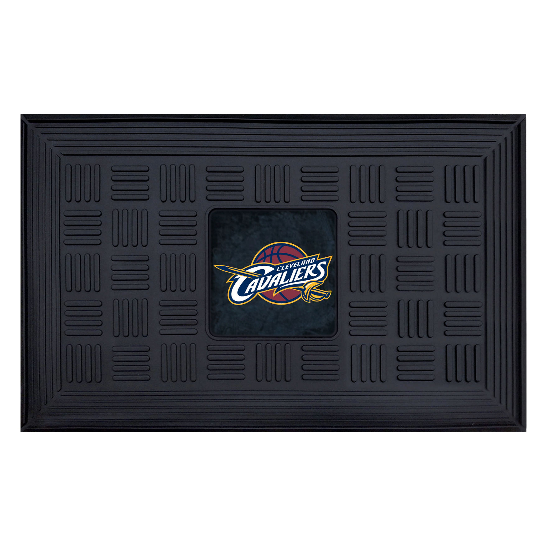 Fanmats Black Outdoor Rugs & Doormats NBA Outdoor Decor