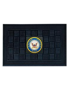 U.S. Navy Medallion Door Mat