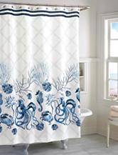 Destinations Ocean Scene Shower Curtain