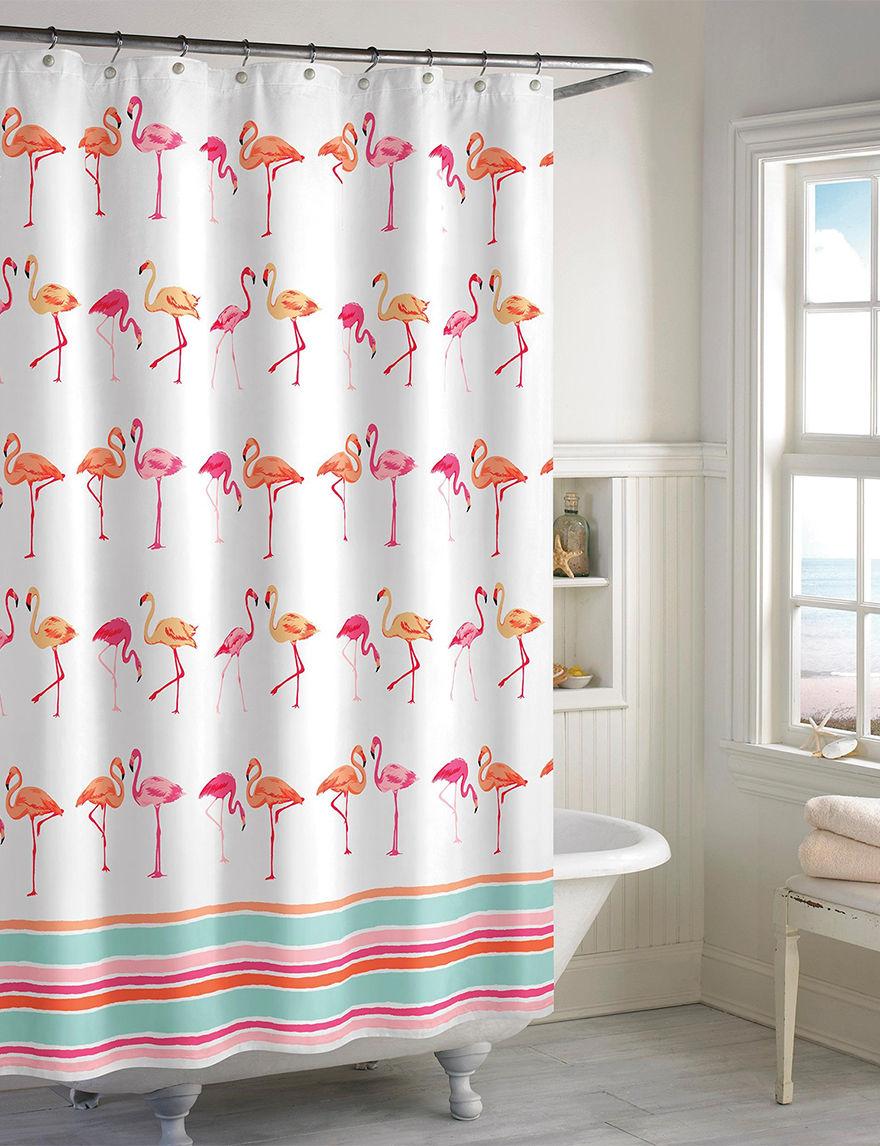 Destinations Multi Shower Curtains & Hooks