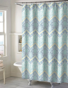 Style Lounge Chevron Shower Curtain
