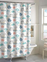 Destinations Seaside Shower Curtain